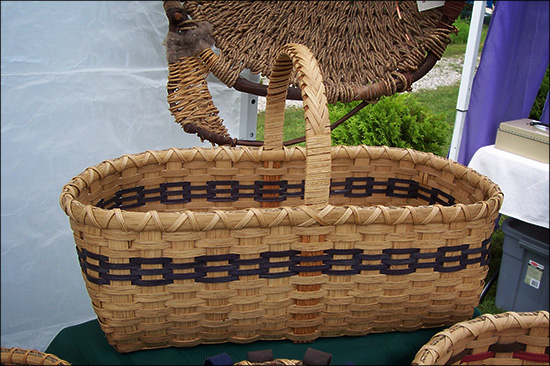 Workshops at the Paul Smiths VIC Garden Basket Class 19 July 2015