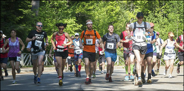 Sports at the VIC: Summer Trail Runs