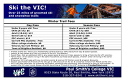 Winter Trail Fees 2014-2015